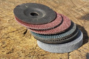 Abrasive wheels training