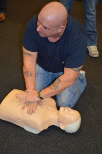 Three Day First aid at work