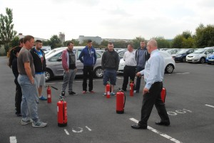 Fire Warden Training in Liverpool