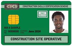 CSO cscs card