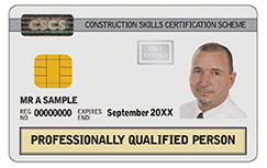 silver cscs card in Liverpool