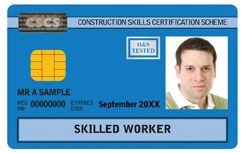 skilled worker cscs card