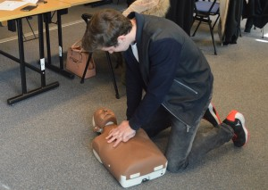 Emergency First Aid in Manchester