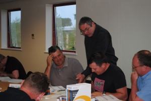 CITB Health and Safety awareness in Sheffield