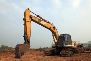 NPORS Excavator