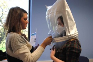 Face fit trainer workshop in Wigan