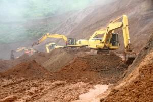 CPCS excavator