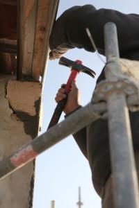CISRS SITS advanced scaffolding inspection in Warrington