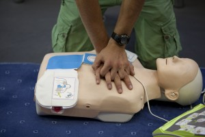 AED Training in Liverpool