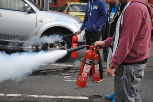 Fire Safety training in Wigan