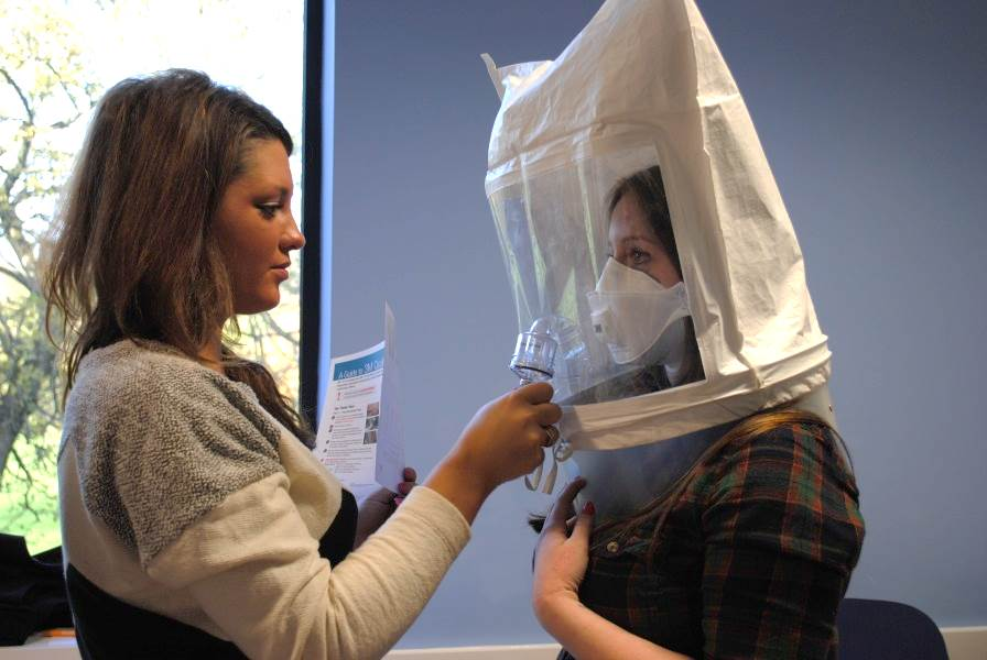 Face Fit Testing Workshop Fit2fit Accredited 3b Training