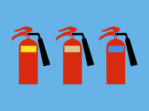 Types of Fire Extinguisher and When to Use Them