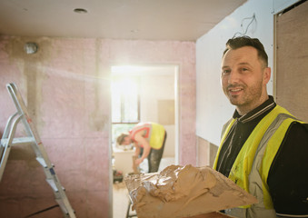 NVQ Level 3 Plastering Course