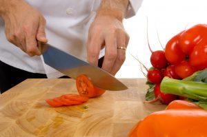 Kitchen Injury
