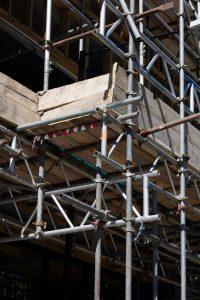 Scaffolding site job