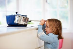 cooking and heating safety