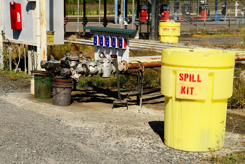 Spill Kit Response Training