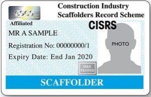 CISRS Scaffolder