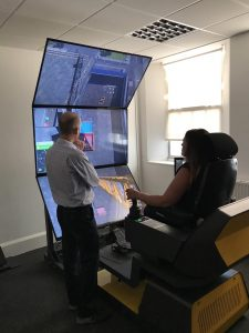 Plant Machinery Simulator Training