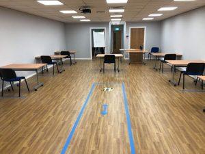 Everest Training Room